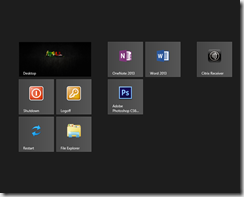 How To Add A shortcut to Windows 8 Start Screen